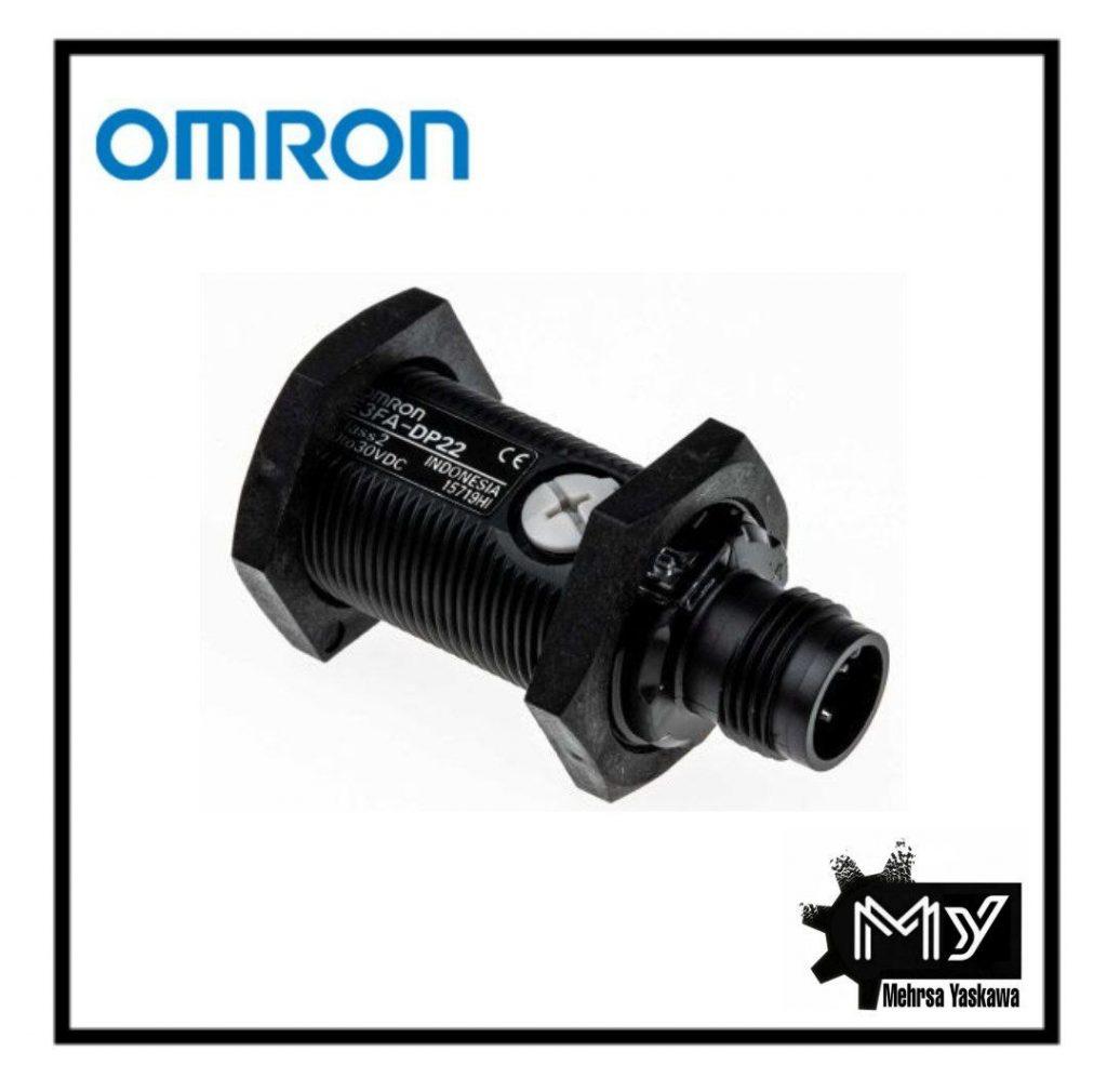 سنسور نوری امرن مدل E3FA-DP22