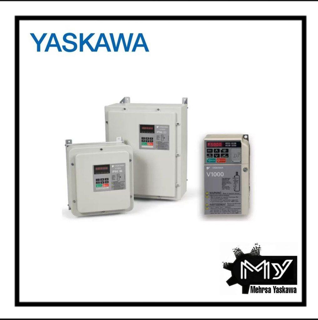 اینورتر یاسکاوا مدل CIMR-VC4A0004BAA