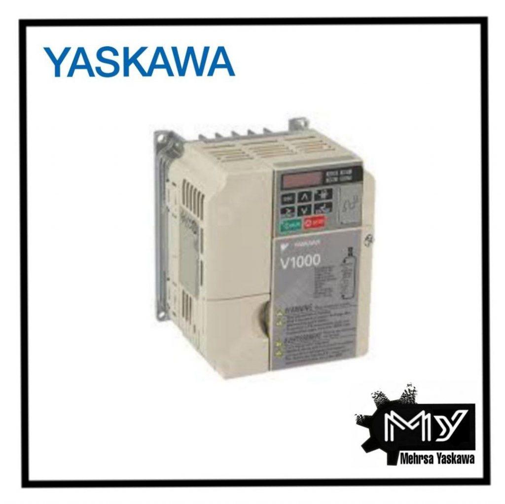 اینورتر یاسکاوا مدل CIMR-VC4A0002BAA