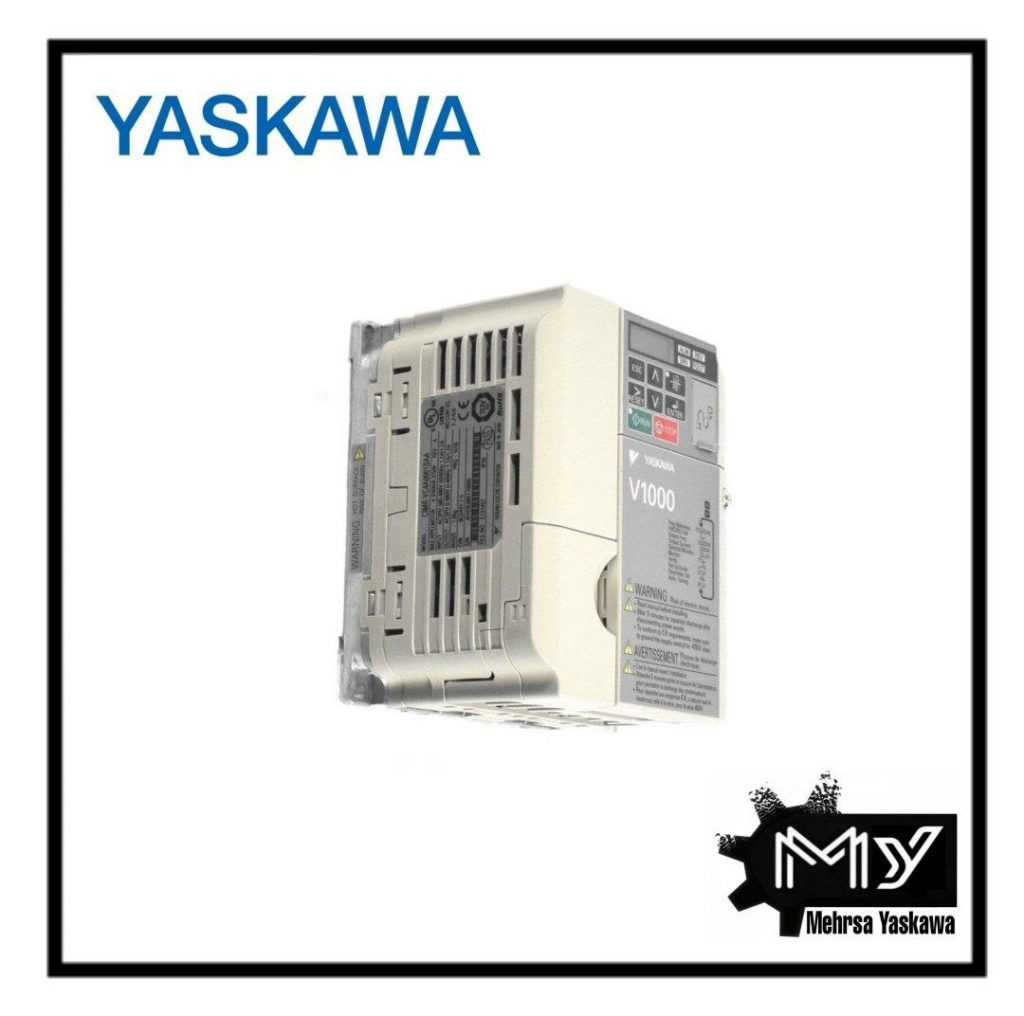اینورتر یاسکاوا مدل CIMR-VC4A0005BAA