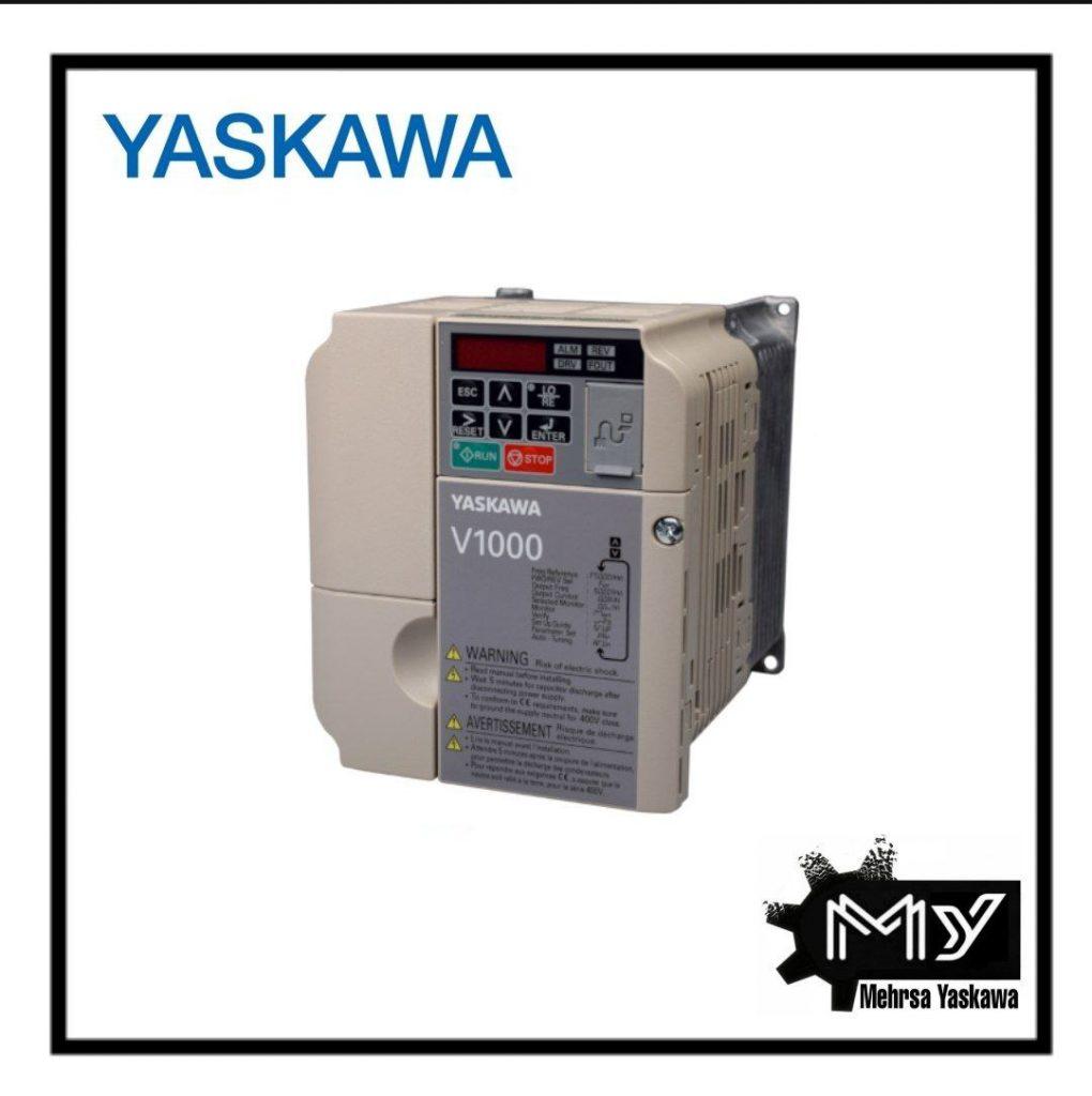 اینورتر یاسکاوا مدل CIMR-VC4A0007BAA