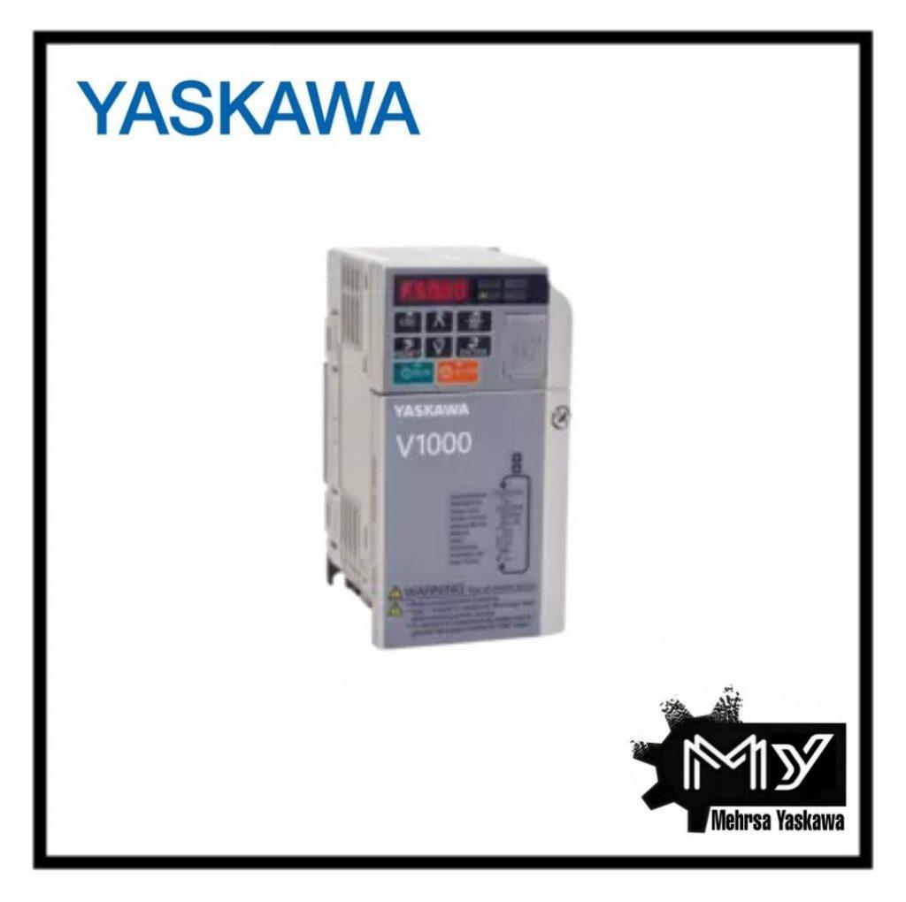 اینورتر یاسکاوا مدل CIMR-VC4A0038FAA