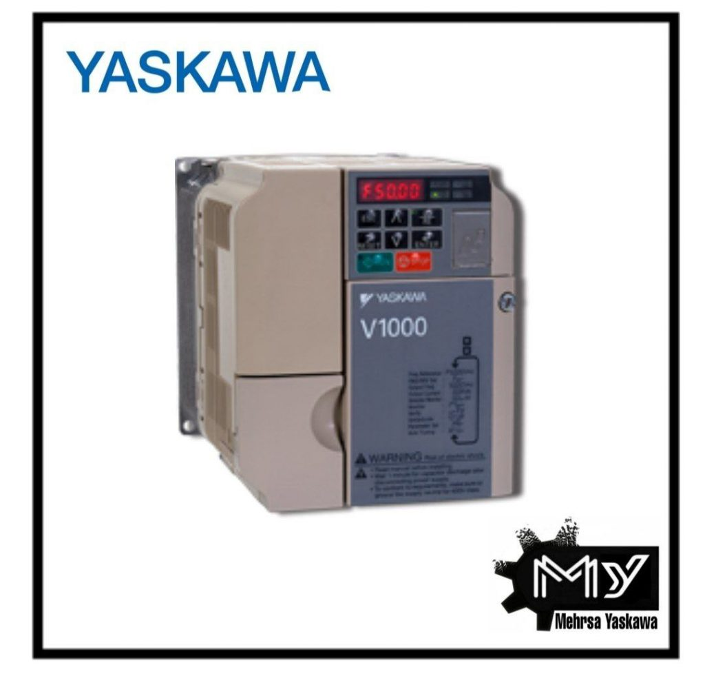 اینورتر یاسکاوا مدل CIMR-VCBA0003BAA