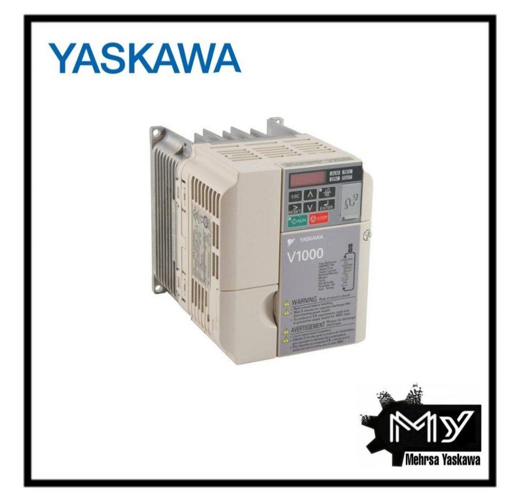 اینورتر یاسکاوا مدل CIMR-VCBA0006BAA