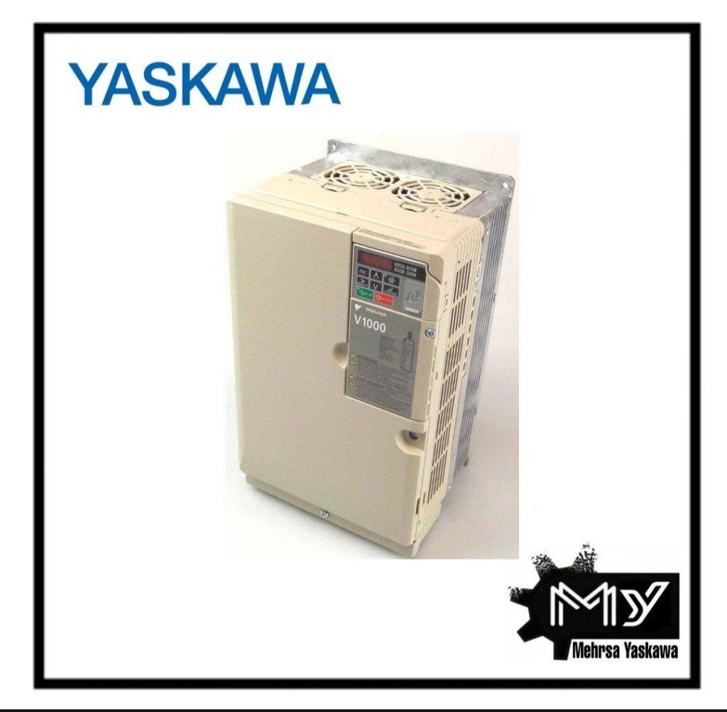 اینورتر یاسکاوا مدلCIMR-VC4A0031FAA