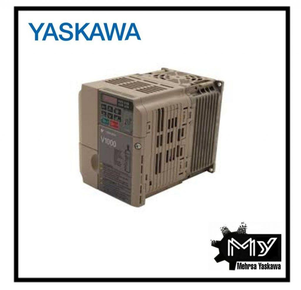 اینورتر یاسکاوا مدل CIMR-VCBA0012BAA