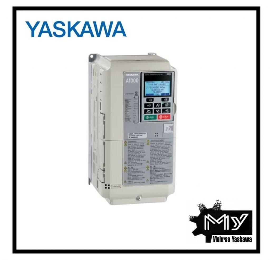 اینورتر یاسکاوا مدل CIMR-AC4A0414AAA