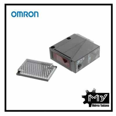 سنسور فوتوالکتریک امرن مدلE3JM-R4M4-G