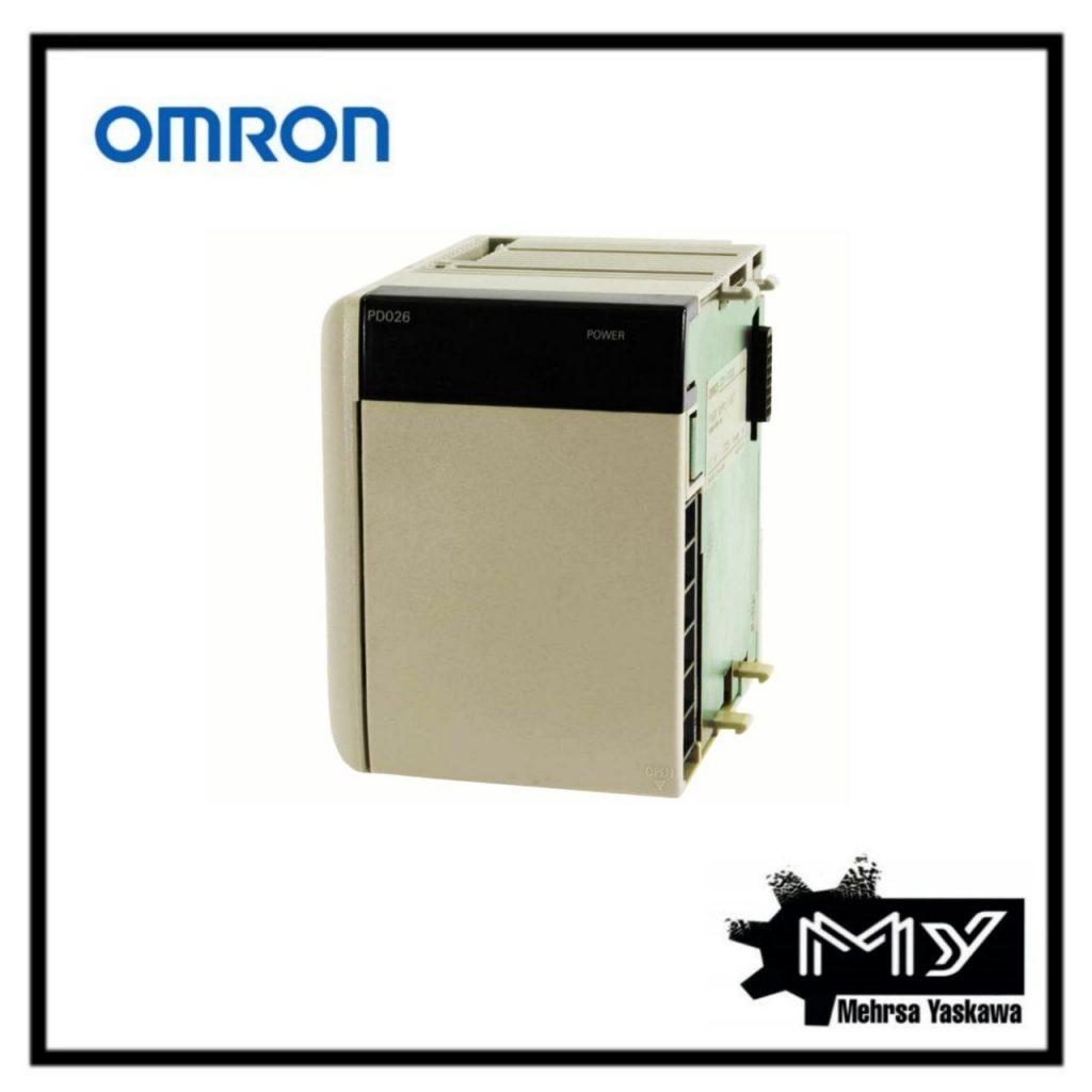 پی ال سی امرن مدل CQM1-PD026