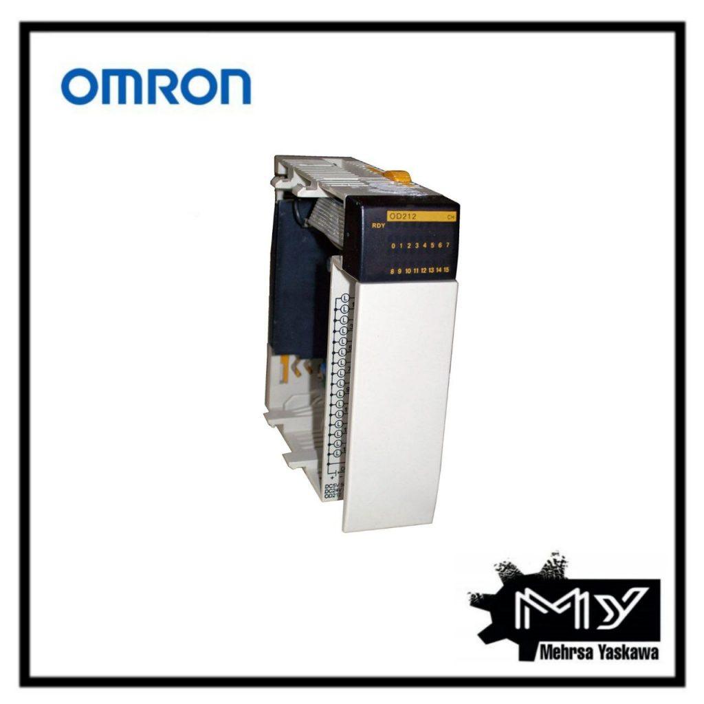 پی ال سی امرن مدل CQM1H-OD212