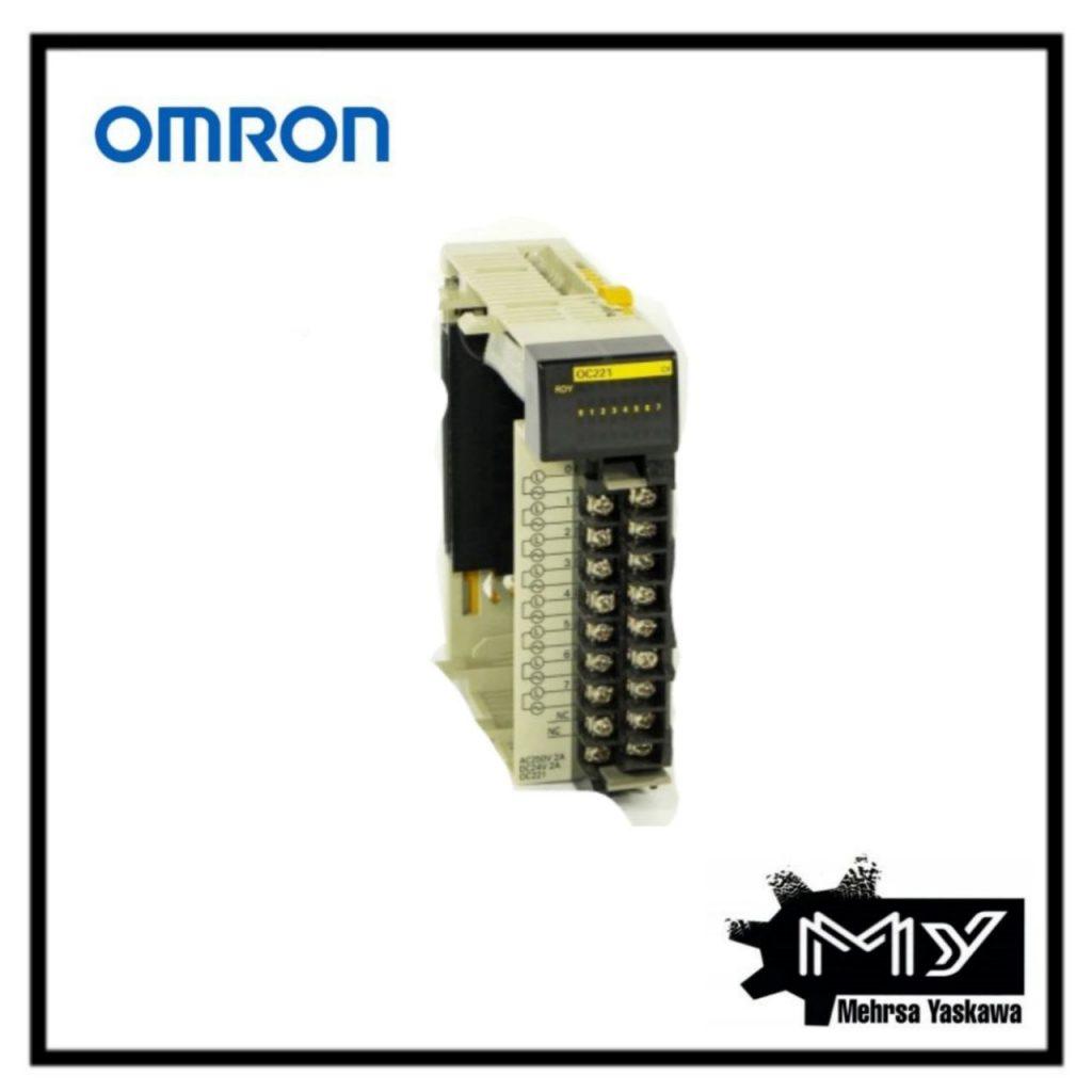 پی ال سی امرن مدل CQM1-OC211