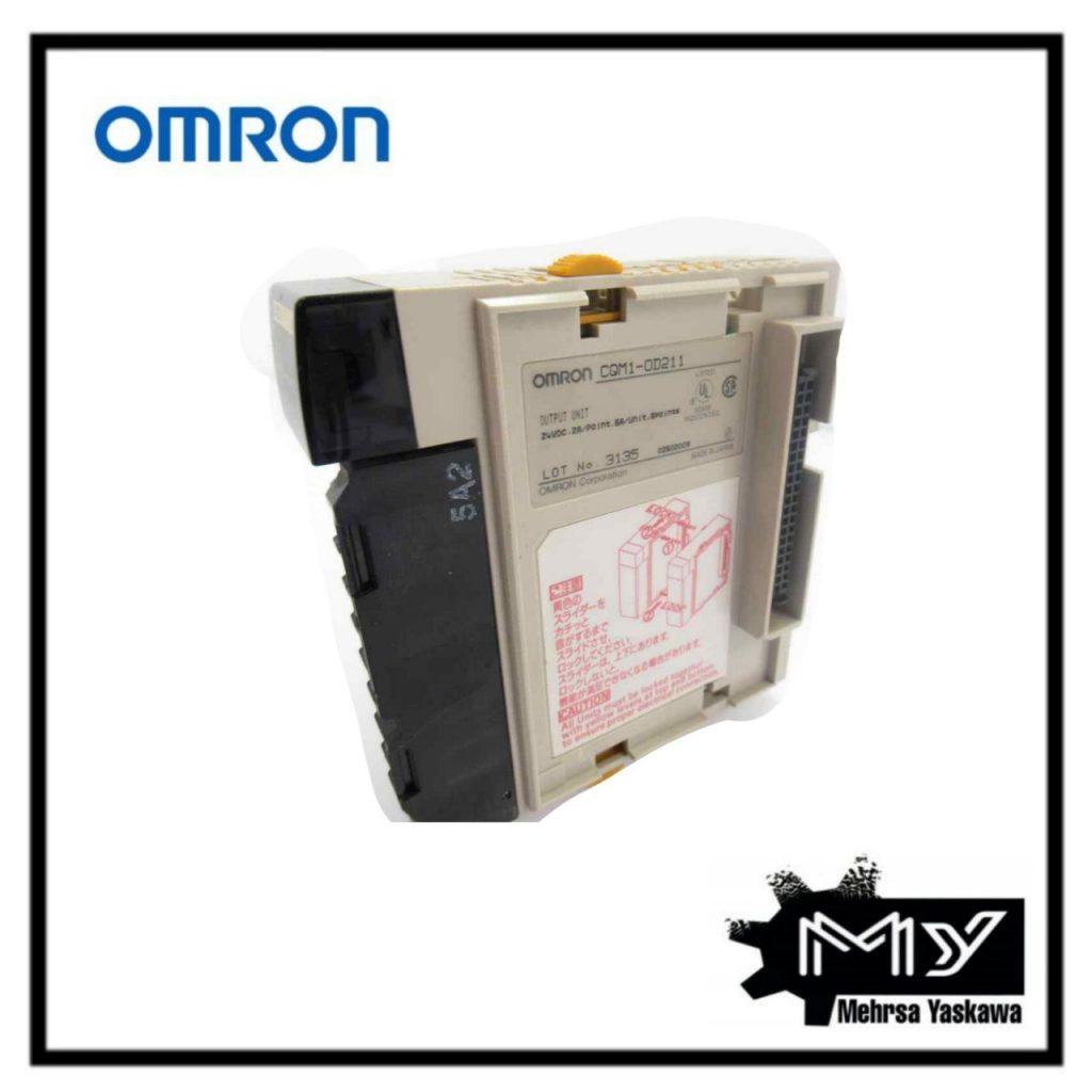 پی ال سی امرن مدل CQM1-OD211