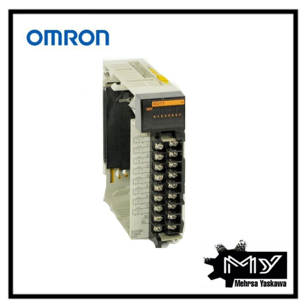 پی ال سی امرن مدل CQM1-ID211