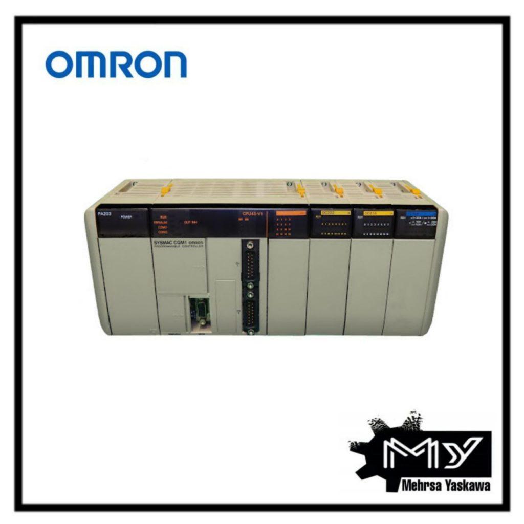 پی ال سی امرن مدل CQM1-CPU61