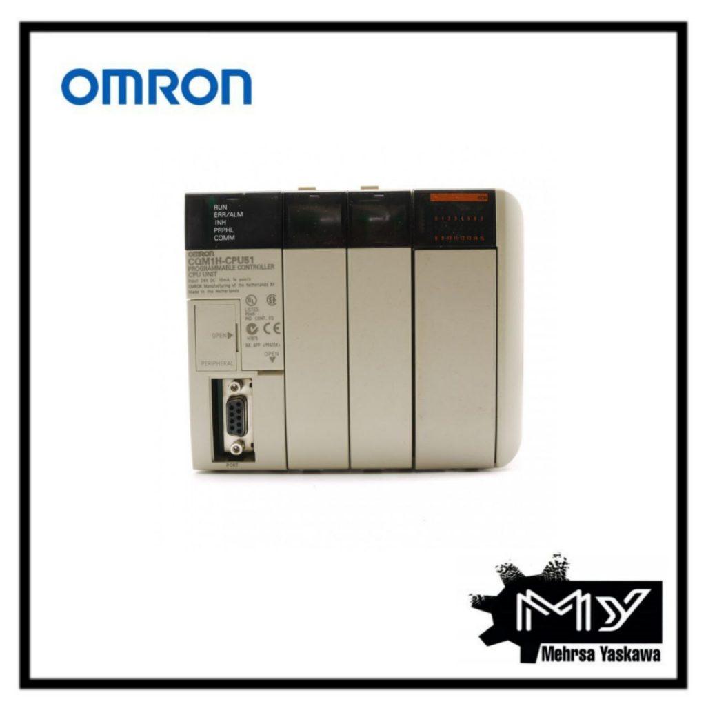 پی ال سی امرن مدل CQM1-CPU51