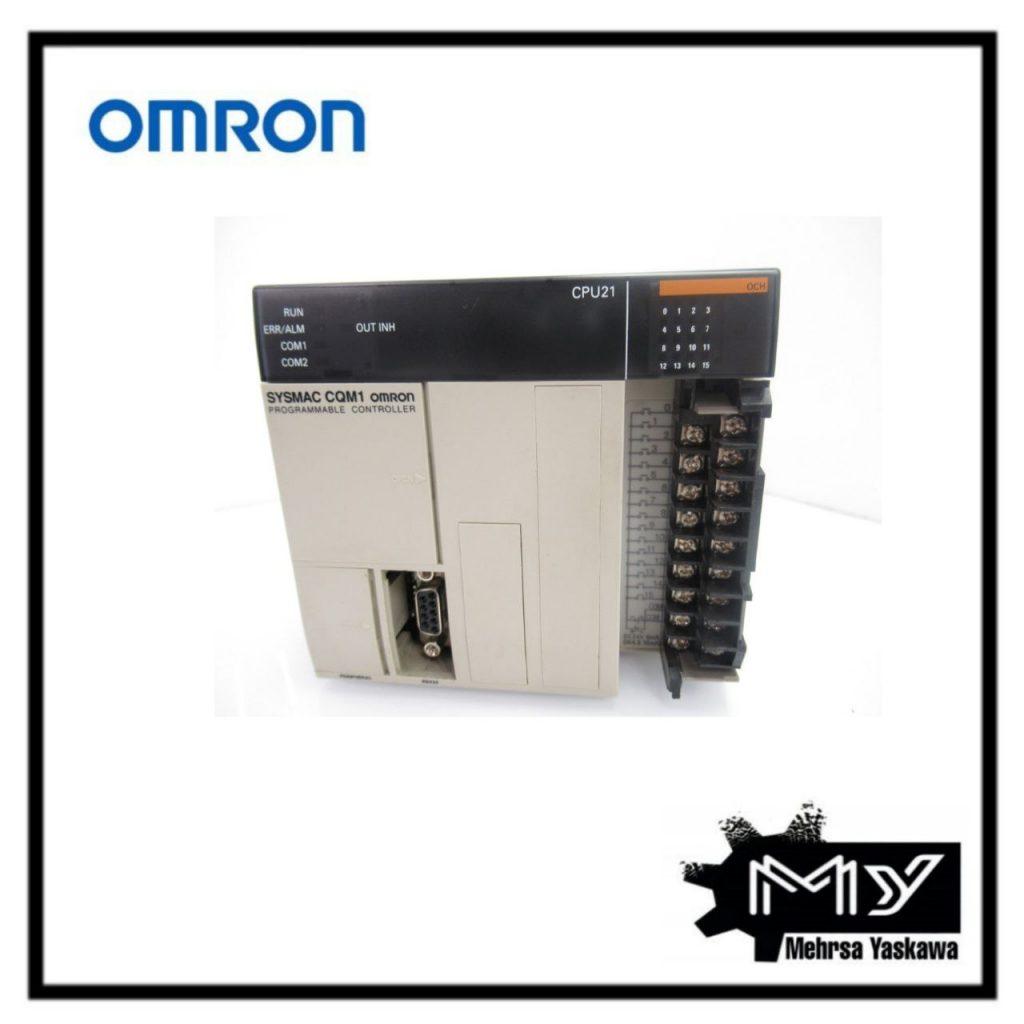 پی ال سی امرن مدل CQM1H-CPU21