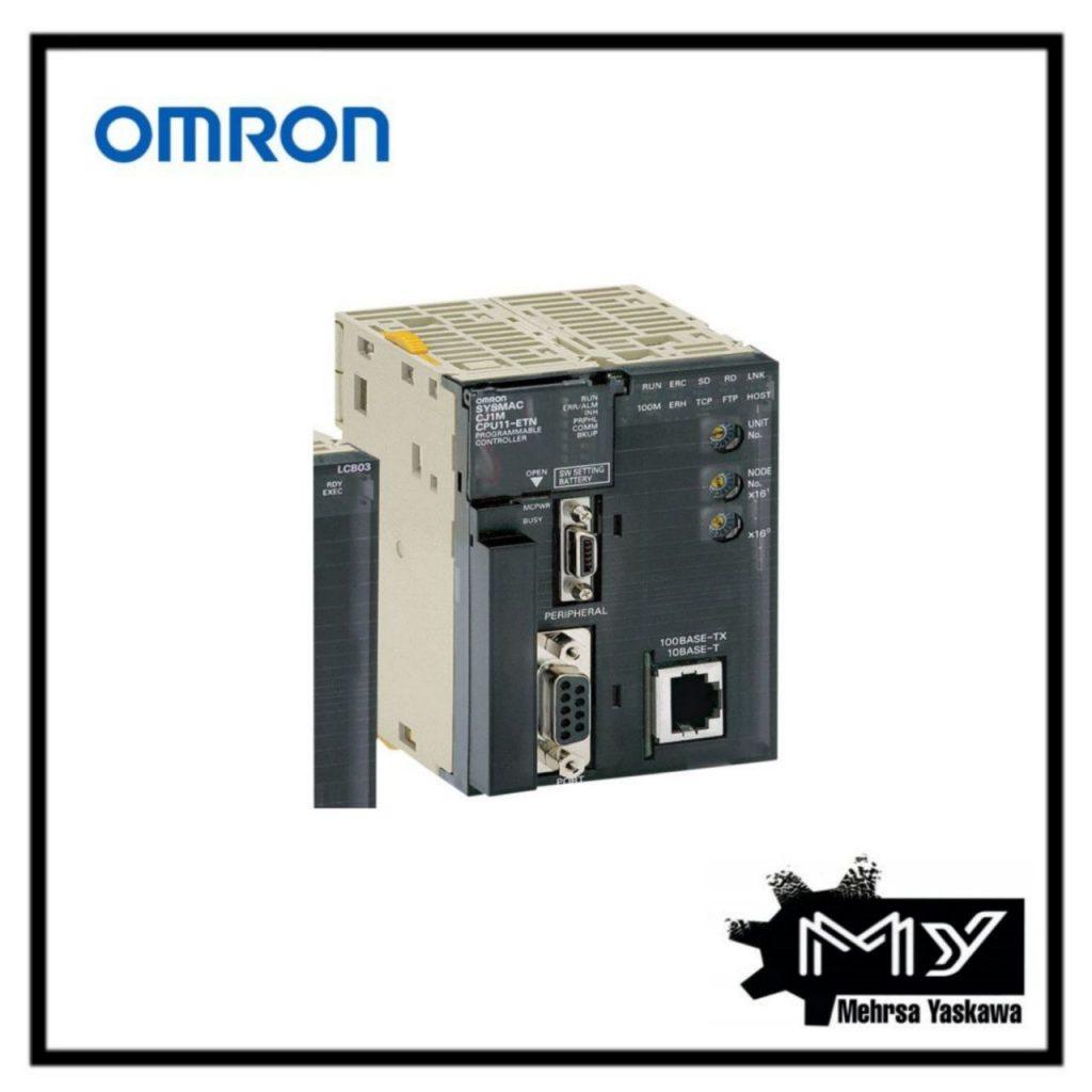 پی ال سی امرن مدل CJ1M-CPU11