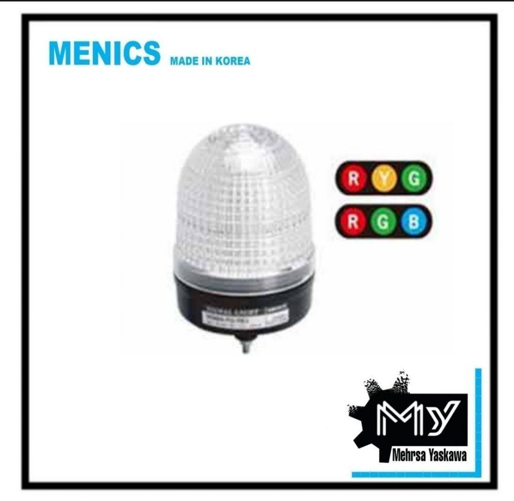 پنل متر برند منیکس MS86M-FFF-RGB