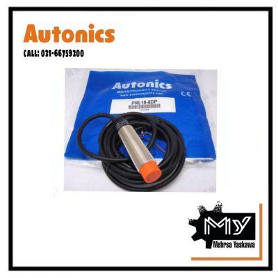 سنسور حساس به فلز القایی برند اتونیکسPRL18-8DP